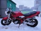 Suzuki GSF400 Bandit 1996 - Красный