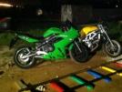 Kawasaki ER-6f 2010 - Байк