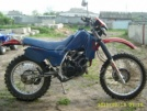 Yamaha DT50-400 1993 - ямаха