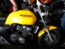 Honda CB400 Super Four 1995 - Канарейка