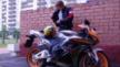 Honda CBR600RR 2011 - Рракета