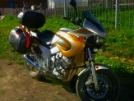 Yamaha TDM850 2000 - Жёлтый