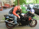 Honda CBR1100XX Super Blackbird 2000 - друг