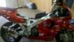 Honda CBR900RR Fireblade 1993 - Старик
