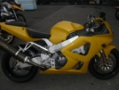 Honda CBR929RR FireBlade 2000 - Девочка