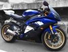 Yamaha YZF-R6 2008 - Эр6