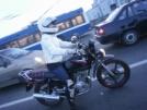 Yamaha YBR125 2009 - Крошка