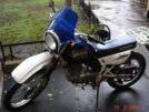 Suzuki Djebel 200 2000 - Дюбель