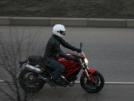 Ducati Monster 696 2009 - Красный