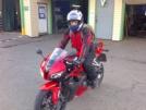 Honda CBR600RR 2008 - Сибир