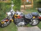 Honda VT1100 Shadow Sabre 2006 - мотопед