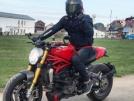 Ducati Monster 1200 2014 - Дукас