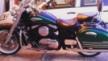 Kawasaki Vulcan VN1500 Classic Tourer 1998 - Диван