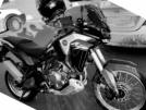 Honda CRF1100 Africa Twin Adventure Sports 2020 - Африка
