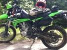 Kawasaki KLX250 2012 - klx