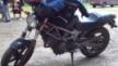 Honda CB250 1997 - Ватрушка