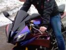 Yamaha YZF-R6 2008 - Хамелеон