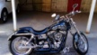 Harley-Davidson FXDLI Dyna Glide Low Rider 2002 - Змея Лола