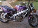 Honda BROS NT650 1997 - Малышка