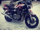Yamaha XJR1300 2000 - Жора старший