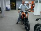 KTM 200 Duke 2012 - Peace Duke