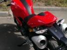 Ducati Monster 696 2013 - дутый