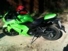 Kawasaki 250R Ninja 2011 - мот