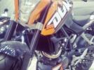 KTM 200 Duke 2012 - Дюк