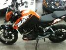 KTM 200 Duke 2012 - КТМ