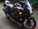Kawasaki 250R Ninja 2010 - чекушка