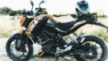 KTM 125 Duke 2012 - Дьюк