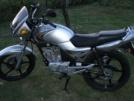 Yamaha YB125 2008 - YBR