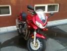 Suzuki GSF600 Bandit 2001 - Красный