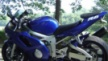 Yamaha YZF-R6 2002 - Нервная сучк