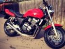 Honda CB400 Super Four 1993 - Красный