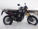 Baltmotors Motard 200 DD 2011 - Шпилька