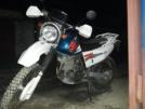 Yamaha TT250R 1996 - Конь