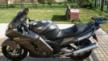 Honda CBR1100XX Super Blackbird 2000 - птица