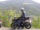 Honda CBR600RR 2007 - чёрный
