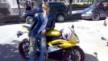 Yamaha YZF-R6 2006 - пчёла
