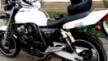 Honda CB400 Super Four 1994 - белый конь