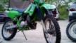 Kawasaki KDX200 1989 - Васька