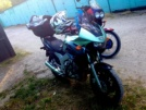 Yamaha TDM850 1999 - ТыгДыМ