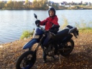 Kawasaki D-Tracker 250 2008 - ---