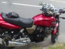 Yamaha XJR400 1993 - Красный/ЧОК