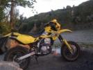 Suzuki 250SB 2003 - Желтый