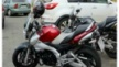 Suzuki GSR600 2008 - Красный