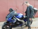 Yamaha YZF1000 Thunderace 1997 - Туз