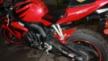 Honda CBR1000RR Fireblade 2006 - нагибатор
