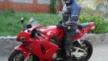 Honda CBR600RR 2003 - Гангстер